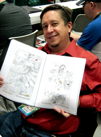 John Layman at Emerald City Comicon