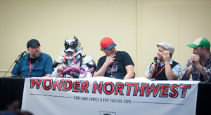 Wonder Northwest's Kneel Before Pod panel