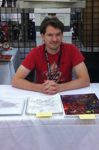 Matt Frank, Godzilla artist and superfan!
