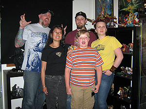 Godzilla 2000 Discussion Crew