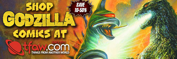 Godzilla & Kaiju Merchandise at Thing From Another World