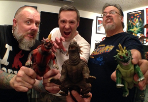 Kyle, Martin & Jeff discuss the film and history behind Daikaiju Varan (1958)