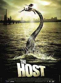 August's Daikaiju Discussion film, The Host (2006).
