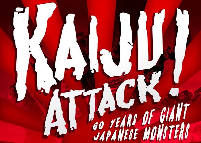 Kaiju Attack Panel