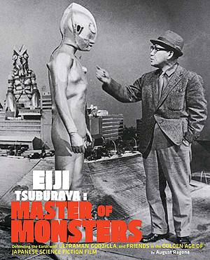 Episode #109 is all about August Ragone, author of Eiji Tsuburaya: Master of Monsters!