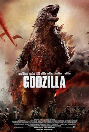 Legendary Pictures' GODZILLA (2014)