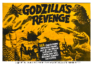 Godzilla's Revenge aka All Monsters Attack (1969)