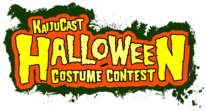 Kaijucast Halloween Costume Contest!