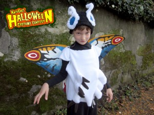 August C. as Mothra Leo