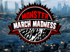 Monster March Madness begins with this special elimination episode of the Kaijucast!