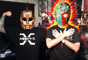 Kaijucast Change! This episode Kyle and Keith Foster talk about tokusatsu's varied heroes.